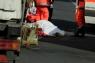 Mann von LKW totgefahren prinzenallee Soldiner Kiez (2)