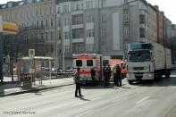 Mann von LKW totgefahren prinzenallee Soldiner Kiez (5)