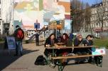 Pflanzentauschparty Soldiner Kiez Spielplatz Gotenburgerstraße (9)