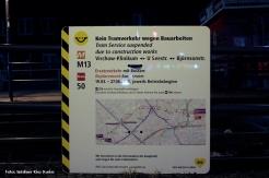 Tram Ersatzverkehr Bornholmer Osloer Straße (1)