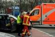 Unfall Kreuzung prinzenallee Osloerstrasse Soldiner Kiez (4)