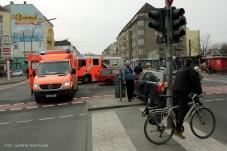 Unfall Kreuzung prinzenallee Osloerstrasse Soldiner Kiez (8)