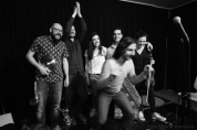 KiezKlang präsentierte Musikgruppe Fattouch im Soldiner Kiez (12)