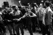 KiezKlang präsentierte Musikgruppe Fattouch im Soldiner Kiez (7)