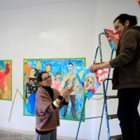 Offenes Atelier im OKK Raum 29