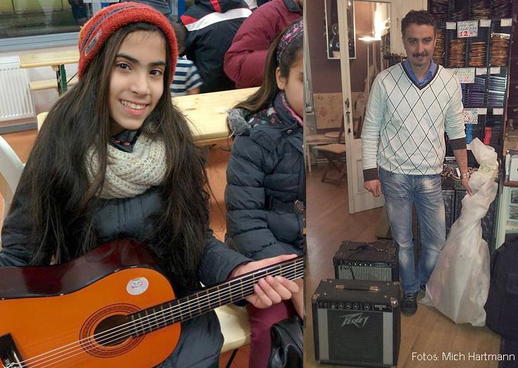 Musikspenden Wedding Hilft bearbeitet von krassegitarrenbau