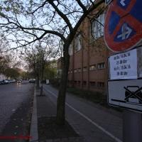 Parkverbot und Sperrung auf der Swinemünder Brücke und Straße