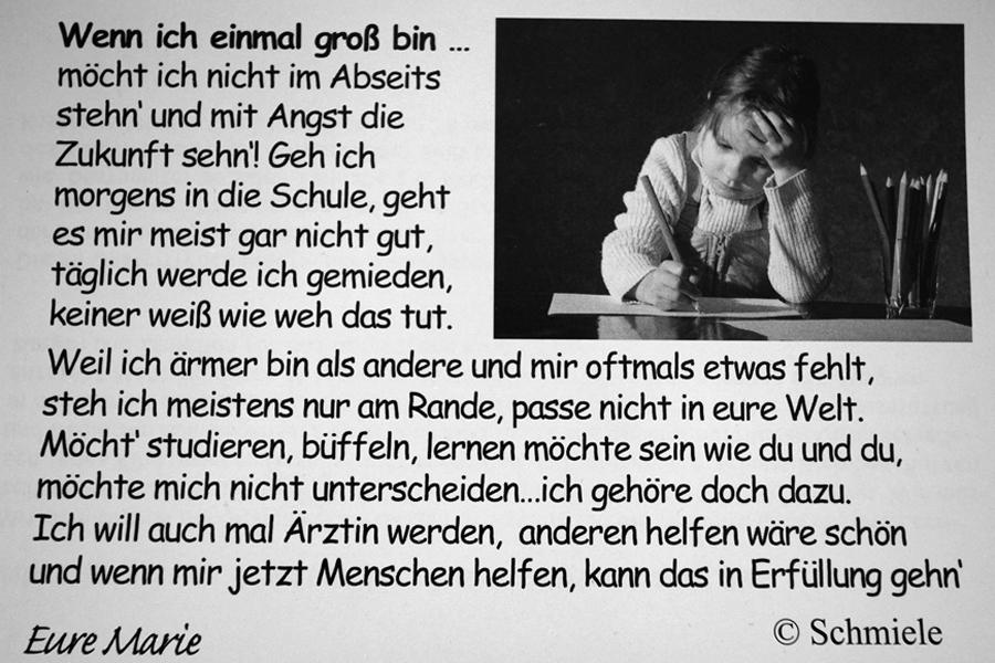 Sabine Schmiele in Gedenken