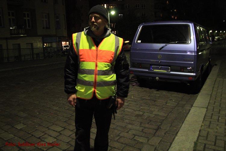 Vorbereitungen Filmdreh Tom of Finland Millionenbrücke  (3)