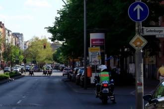 COOPERIDE Pedalling for Change Cycle Ende Gelände 2016 streift Berlin und den Soldiner Kiez (1)