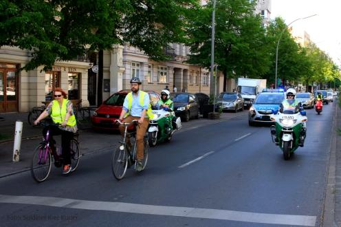 COOPERIDE Pedalling for Change Cycle Ende Gelände 2016 streift Berlin und den Soldiner Kiez (12)
