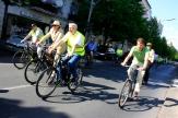 COOPERIDE Pedalling for Change Cycle Ende Gelände 2016 streift Berlin und den Soldiner Kiez (5)