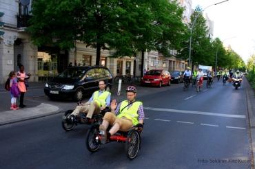 COOPERIDE Pedalling for Change Cycle Ende Gelände 2016 streift Berlin und den Soldiner Kiez (7)