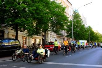 COOPERIDE Pedalling for Change Cycle Ende Gelände 2016 streift Berlin und den Soldiner Kiez (9)
