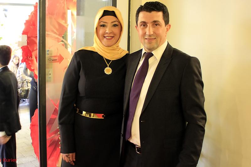 Derya und Serhan Türk Cafe Dodici XII