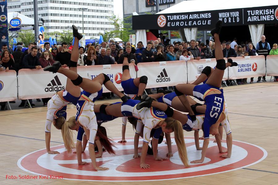 Final Four der Turkish Airlines Euroleague Alexanderplatz Berlin (3)
