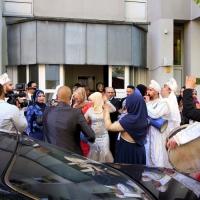 Hochzeit in der Soldiner Straße