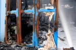Lagerhalle des Dong Xuan Centers Berlin nach Brand(13)