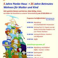 5 Jahre Panke-Haus in der Soldiner Straße