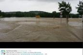 überschwemmung Inn Lankreis Rottal 2016 (4)
