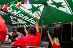 fußball Polen gegen Schweiz im PaKa Club(2)