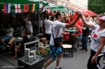 fußball Polen gegen Schweiz im PaKa Club(8)