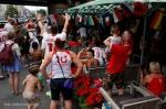 fußball Polen gegen Schweiz im PaKa Club(9)