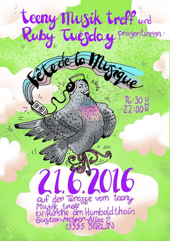 Teeny Musik Treff Ruby Tuesday Fête de la Musique.jpg