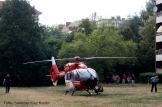 Hubschrauber einsatz Wollankstrasse (2)