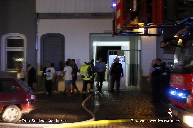 Küchenbrand Koloniestraße (7)