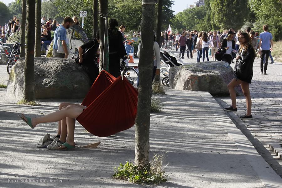Sonntagsfotos Mauerpark (1)