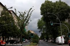 Wetter soldiner Kiez bedeckt