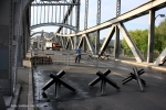 Filmdreh Präsident Aserbaidschan İlham Əliyev Stettiner Brücke Berlin(10)