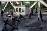Filmdreh Präsident Aserbaidschan İlham Əliyev Stettiner Brücke Berlin(5)