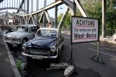 Filmdreh Präsident Aserbaidschan İlham Əliyev Stettiner Brücke Berlin (9)