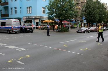 Kind in Wollankstraße angefahren (2)