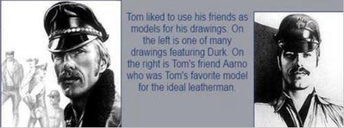 Tom of Finland Filmdreh Soldiner Kiez
