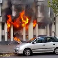 Feuer Soldiner Straße - Kiez klärt auf