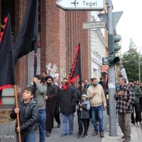 """""""Die Ashura Prozession"""" im Soldiner Kiez"""