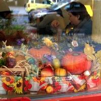 Herbst im Schaufenster