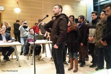 protest-von-fluchtlingen-wohnsituation-nuk-osloer-strasse