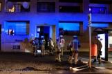 Böswillige Fehlalarme Brandstiftung in Soldiner Straße (4)