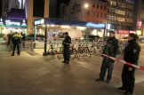 Socken Bombenalarm u Bahnhof Seestrasse (3)