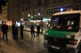 Socken Bombenalarm u Bahnhof Seestrasse (4)