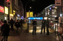 Socken Bombenalarm u Bahnhof Seestrasse (5)