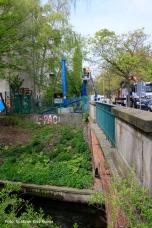 Grundwasserpumpe abgebaut osloer straße koloniestraße (2)