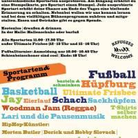 """""""Roter Stern Berlin"""" feiert mit Sport"""