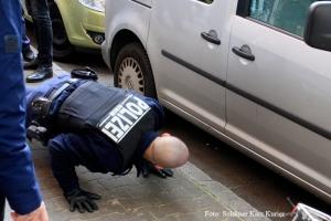Schlägerei und Polizeieinsatz Prinzenallee (2)