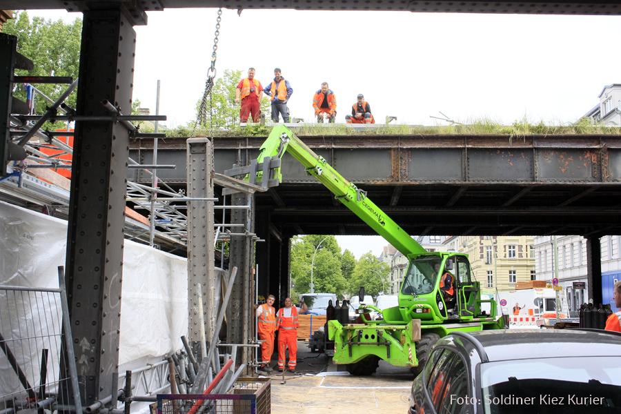 abriss und neubau S bahnbrücke pankow wollankstraße (4)