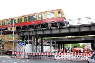 abriss und neubau S bahnbrücke pankow wollankstraße (6)